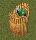 Ts1 beach boss beverage bar