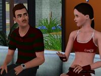 Christine and Enrico