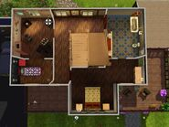 Bachelor Home 2nd floor