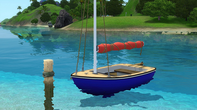 File:Sailboat by Public Domains.jpg
