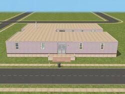 Landgrabb House Dorms