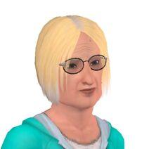 Headshot of Patty