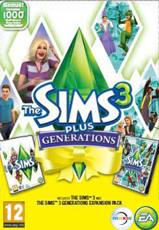File:The Sims 3 Plus Generations Cover.png