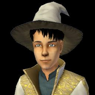 Lee Harper Teen Witch