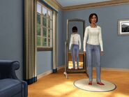 Paulina Aspir in The Sims 3