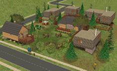 Three Lakes Cabins