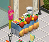 Ts1 smoothie cart