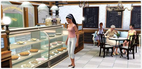 Baker's Station screenshot 1