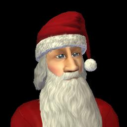 Santa Clause (The Sims 2)