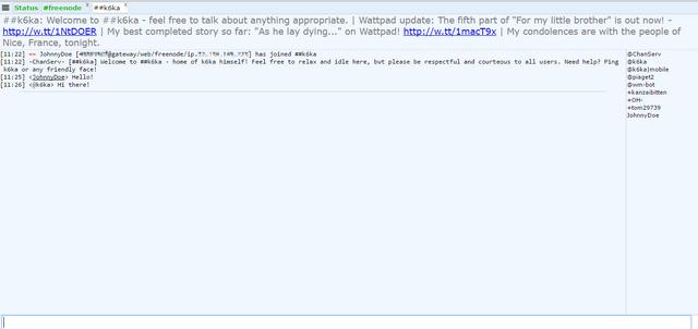 File:Freenode IRC webchat k6ka channel messages.png