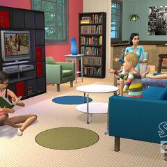 Los Sims 2: IKEA - Accesorios para el hogar   SimsPedia ... - photo#8