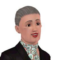 Headshot of Agatha