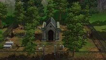 Shady Pine Historical Cemetery