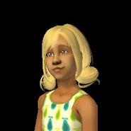 Nikki Lang (Child)