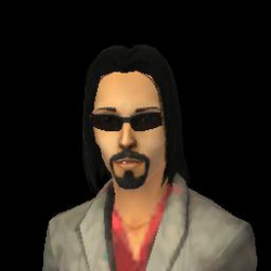 Sims2Player Drake Bourne