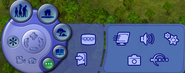 The Sims 2 Options Interface