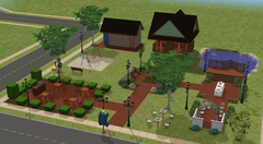 Old Grove Park (Free Play)