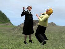 Agatha Annie Slap