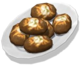 Grill-Baked Potato