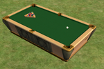 Ts2 turbocharger pool table by you got muscle