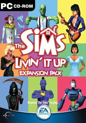 File:The Sims Livin' Large Cover Europe.jpg