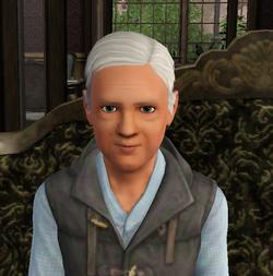 Harry elder