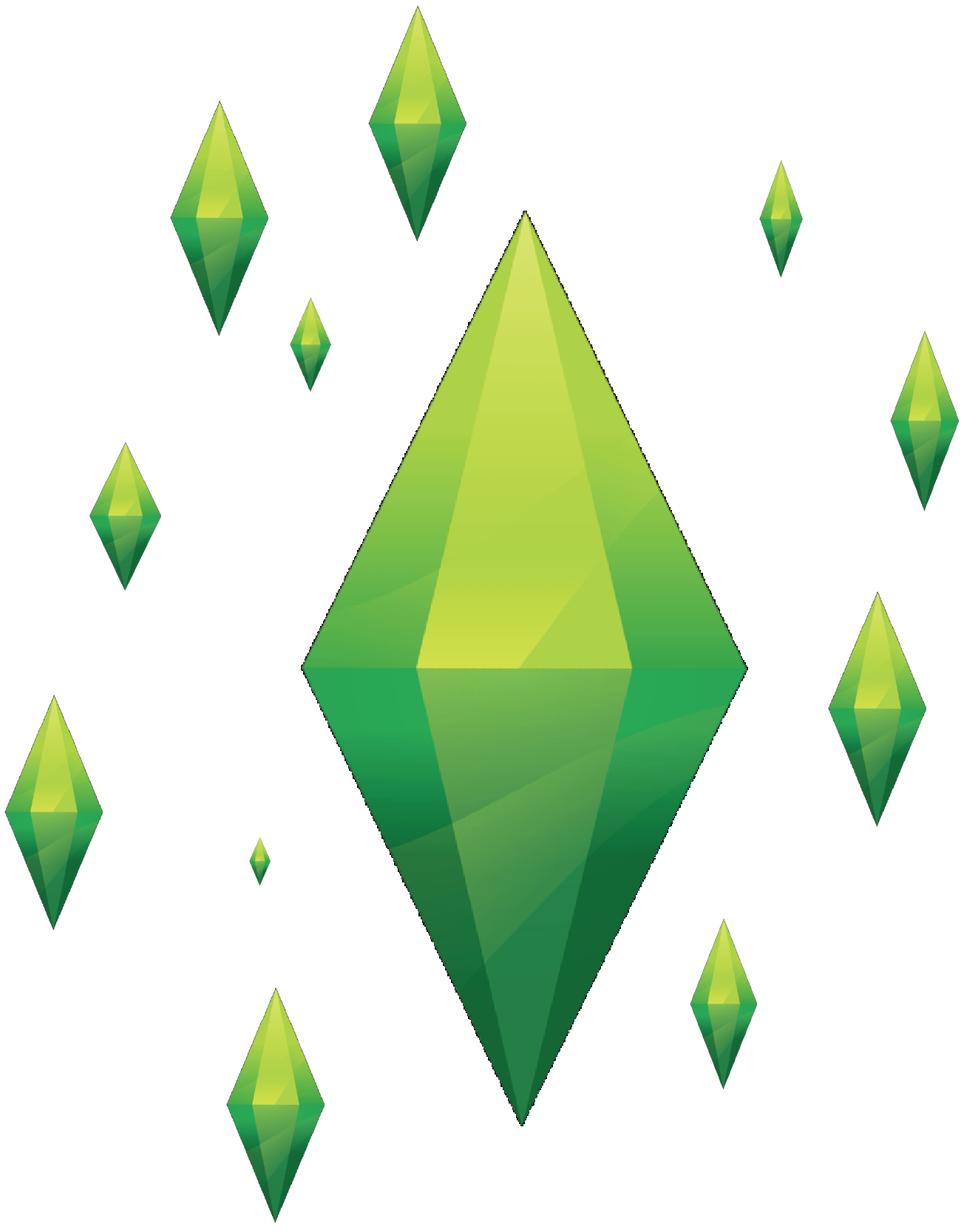 Image Plumbob Fw Png The Sims Wiki Fandom Powered By