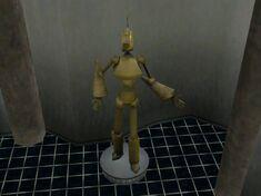 Sims3 Servo Sculpture