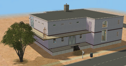 Desert Dormitory (8 Rooms)