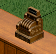 Ts1 antique cash register