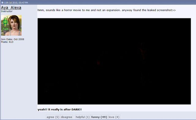 File:Tsw spotting modthesims forums fake after dark screenshot.jpg
