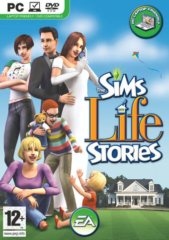 File:The Sims Life Stories Cover.jpg