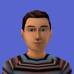 Daniel Pleasant (The Sims console)