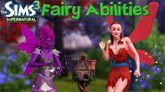 The Sims 3 Supernatural Fairy Abilities