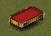 Ts1 buccaneers delight pool table
