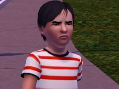 Sims tale mortimer goth