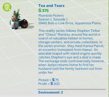 Tea and Tears