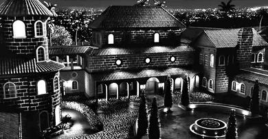 Damien mansion