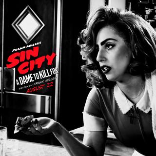 Lady Gaga as Bertha.