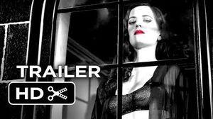 Sin City A Dame To Kill For TRAILER 3 (2014) - Jessica Alba, Joseph Gordon-Levitt Movie HD