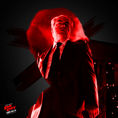 He rules Basin City with an iron fist.