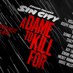 Sin City 2 banner.