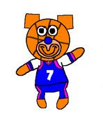 39. Basketball sing a ma jig