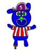 Pirate sing a ma jig