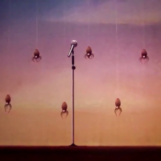 The spiders audition by singing