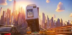 The Secret Life of Pets - Sing cameo