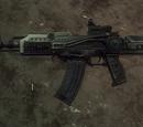 AR9 Valkyrie Assault Rifle