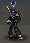 Mercenary Sinjid Shadow of the Warrior