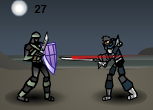 Mercenary Stab