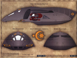 Endo-Exo Atmospheric Shuttle
